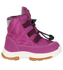 Color Kids Winter Boots - Davis - Berry - Berry