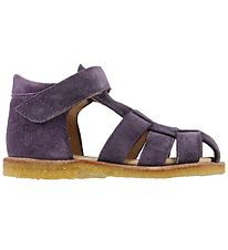 Angulus Sandals - Purple