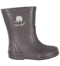 CeLaVi Rubber Boots - Grey