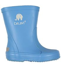 CeLaVi Rubber Boots - Light Blue
