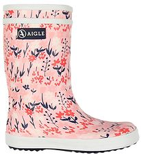 Aigle Rubber Boots - Lolly Pop - Bloomfield