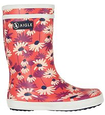 Aigle Rubber Boots - Lolly Pop - Marguerite