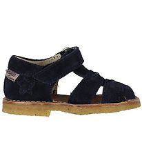 Petit by Sofie Schnoor Sandals - Suede - Navy