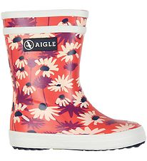 Aigle Rubber Boots - Baby Flac - Marguerite