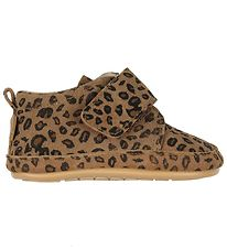 Move By Melton Slippers - Leopard