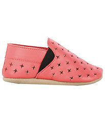 EMU Australia Soft Sole Leather Shoes - Alexandria - Coral