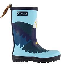 Aigle Rubber Boots - Woodypop Fun - Aigle