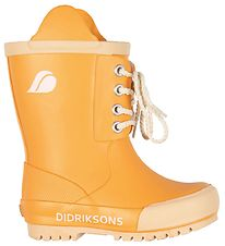 Didriksons Rubber Boots - Splashman - Yellow