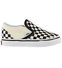 Vans Slip-On - Classic Slip-On - Black/White Check