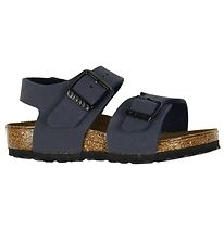 Birkenstock Sandals - New York - Navy