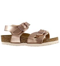 Birkenstock Sandals - Rio - Electric Metallic Copper