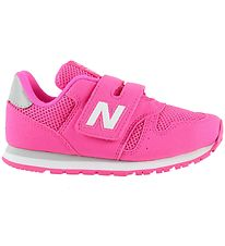 New Balance Trainers - Classic 373 - Oyster Pink