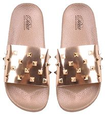 Petit by Sofie Schnoor Beach Sandals - Alice - Gold