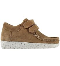 Nature Suede Shoes - Toffee