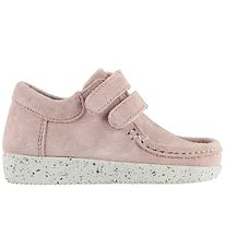 Nature Suede Shoes - Baby Pink