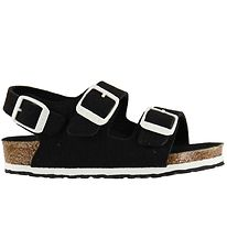 Birkenstock Sandals - Milan - Hexagon Black