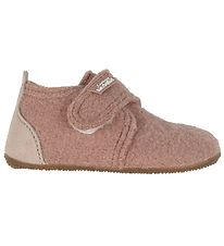 Living Kitzbühel Slippers - Wool - Rose