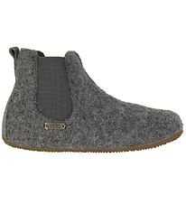 Living Kitzbühel Slippers - Chelsea - Dark Grey