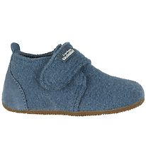 Living Kitzbühel Slippers - Dusty Blue