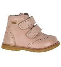 Bisgaard Winter Boots - TEX - Rose w. Pointelle