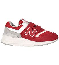New Balance Trainers - Classic 997 - Red/White