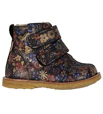 Bisgaard Winter Boots - TEX - Navy Flower