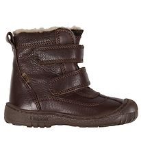 Bisgaard Winter Boots - TEX - Dark Brown