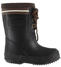 Bisgaard Thermo Boots - Black/Brown w. Laces