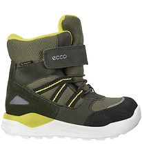 Ecco Winter Boots - Urban Mini - Gore-Tex - Deep Forest