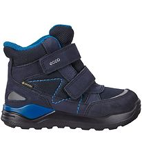Ecco Winter Boots - Urban Mini - Gore-Tex - Night Sky