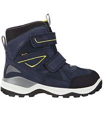 Ecco Winter Boots - Snow Mountain - Gore-Tex - Night Sky