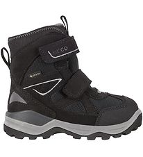 Ecco Winter Boots - Snow Mountain - Gore-Tex - Black
