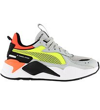 Puma Trainers - RS-X Hard Drive Jr - Multicolour