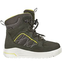 Ecco Winter Boots - Urban Snowboarder - TEX - Deep Forest/Canary