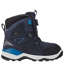 Ecco Winter Boots - Snow Mountain - TEX - Black/Nightsky