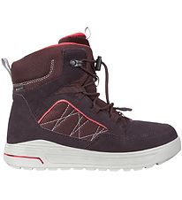 Ecco Winter Boots - Urban Snowboarder - TEX - Fig/Teaberry