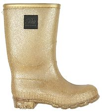 Petit by Sofie Schnoor Rubber Boots w. Lining - Anne - Champagne