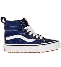 Vans Trainers - Sk8-Hi Mte - Navy/True White