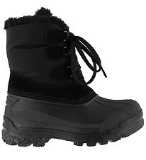 Moncler Winter Boots - Christian - Black