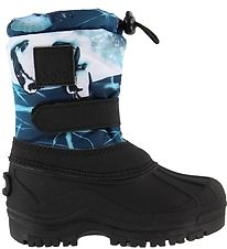 Molo Winter Boots - Driven - Frozen Ocean