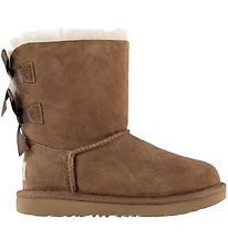 UGG Boots - Bailey Bow ll - Chestnut