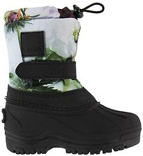 Molo Winter Boots - Driven - Frozen Flowers