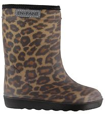 En Fant Thermo Boots - Leopard