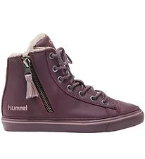 Hummel Winter Boots - Strada Winter Jr - Prune Purple
