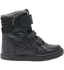 Hummel Winter Boots - Stadil Super Tumpled Booth Jr - Tex - Blac