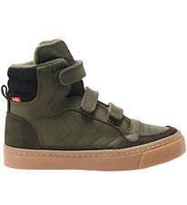 Hummel Winter Boots - Stadil Nature Jr - Forrest Night
