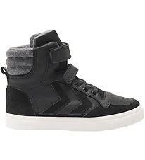 Hummel Winter Boots - Stadil Winter High Jr - Black