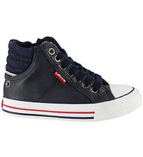 Levis Shoes - New York - Navy