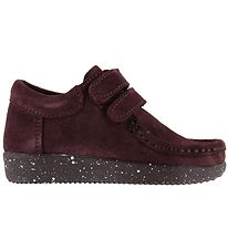 Nature Shoes - Ask - Suede WR - Grape