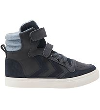 Hummel Winter Boots - Stadil Winter High Jr - Blck Iris